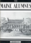Maine Alumnus, Volume 23, Number 3, December 1941 by General Alumni Association, University of Maine