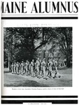 Maine Alumnus, Volume 25, Number 1, October 1943 by General Alumni Association, University of Maine