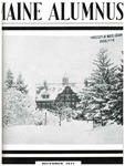 Maine Alumnus, Volume 25, Number 3, December 1943 by General Alumni Association, University of Maine