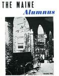 Maine Alumnus, Volume 50, Number 2, November 1968 by General Alumni Association, University of Maine