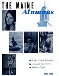 Maine Alumnus, Volume 50, Number 4, April 1969 by General Alumni Association, University of Maine