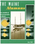 Maine Alumnus, Volume 50, Number 5, April 1969 by General Alumni Association, University of Maine
