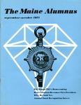 Maine Alumnus, Volume 53, Number 1, September-October 1971