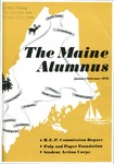 Maine Alumnus, Volume 51, Number 3, January-February 1970