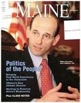 Maine Alumni Magazine, Volume 84, Number 2, Spring 2003 by University of Maine Alumni Association