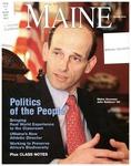 Maine Alumni Magazine, Volume 84, Number 2, Spring 2003