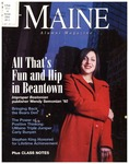 Maine Alumni Magazine, Volume 85, Number 1, Winter 2004