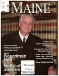 Maine Alumni Magazine, Volume 85, Number 3, Fall 2004