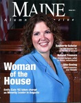 Maine Alumni Magazine, Volume 92, Number 1, Winter 2011 by University of Maine Alumni Association