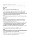 Chronological Listing of Papers Presented at The Northeast Conference on Andean Archaeology and Ethnohistory, First to Thirty-eighth meetings