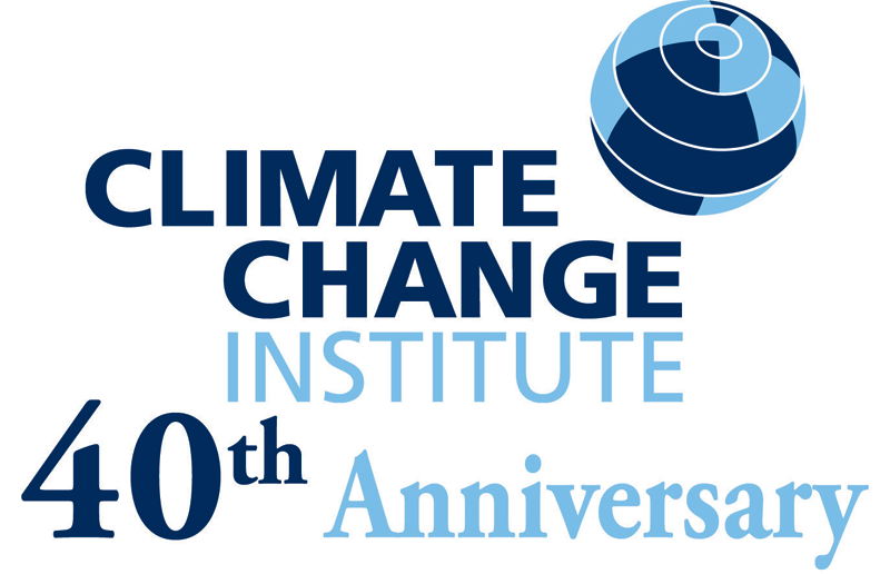 MF192 Climate Change Institute 40th Anniversary Oral History Project