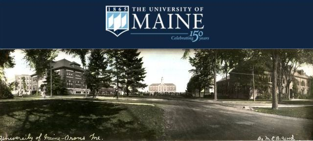 General University of Maine Publications