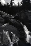 Ledges, Katahdin Brook by Bert Call