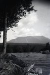 At Mouth of Katahdin Brook by Bert Call