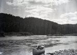 Near Allagash Falls by Bert Call