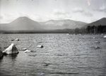 Katahdin From Katahdin Lake by Bert Call