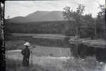 Katahdin from mouth of Abol Stream