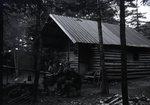 Sewell's Camp on Mt. Katahdin by Bert Call