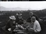 Lunch on the Tableland by Bert Call
