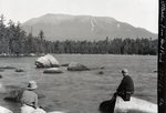 Katahdin from Hurd Pond by Bert Call