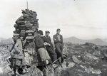 At Monuments - Katahdin by Bert Call