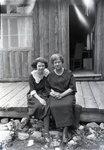 Women, Seated by Bert Call