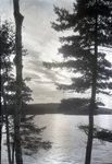 Moonlight, Togue Pond by Bert Call