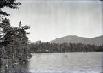 Katahdin from Kidney Pond by Bert Call