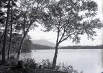 Katahdin and Slaughter Pond by Bert Call