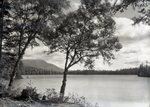 Katahdin and Slaughter Pond? by Bert Call