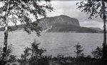 Lake Scene, Mountain (Untitled) by Bert Call