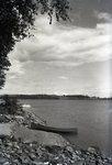 Elkinstown Point - Looking East by Bert Call