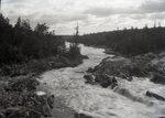 Seboomook Falls by Bert Call
