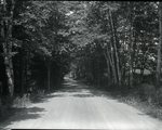 Road in Monson, Maine