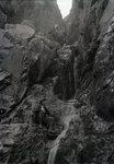 Falls Katahdin Chimney (Dudley) by Bert Call