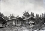 Cabins at Twin Pine Camps Daicey Pond by Bert Call