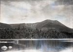 Katahdin from Daicey Pond by Bert Call