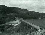 Ripogenus Dam by Bert Call