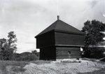 Block House - Fort Kent by Bert Call