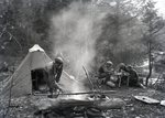 Boy Scouts at Wilson Stream by Bert Call
