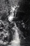 Falls in West Basin - Sept. 5, 1927 by Bert Call