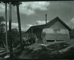 Bradeen and Clifford's Camps Kidney Pond  Sept. 5, 1927