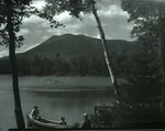 Katahdin from Kidney Pond Sept. 6, 1927 by Bert Call