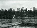 Borestone and Lake Onawa June 19, 1927 by Bert Call