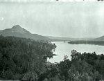 Borestone and Lake Onawa by Bert Call