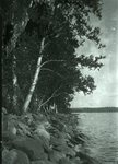 Wassookeag and Elkinstown Point by Bert Call