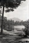 Katahdin from Kidney Pond by Hansie Grignon
