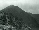 Katahdin South Peak by Bert Call
