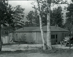 Camps at Togue Pond by Bert Call