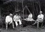 Lake Hebron, Monson Maine, July 12, 1931 by Bert Call